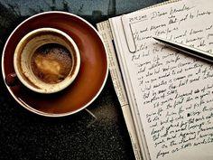 Escreva o que está sentindo