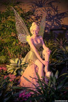 Tinkerbell from Peter Pan #disney #peterpan #tinkerbell #cosplay