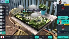 Motorsport Manager Mobile 3 Taking To The Track With New Augmented Reality Features – VRFocus Apps, Outdoor Furniture Sets, Outdoor Decor, Augmented Reality, Motor, Management, Table Decorations, Engineering, Track
