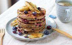 Morgenis het Pancake Day! Normaal ben ik niet zo bezig met aldie speciale dagen maar een kans om pannenkoeken te eten laat ik niet graag aan me voorbij gaan ;) Vandaar dat ik vandaag dit recept m…