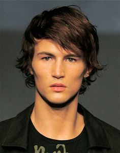 Best Collection Of Shaggy Hairstyles For Guys With Long Fringes. Cool  Medium Length Shaggy Hairstyles With Bangs That Are Getting Popular In 2018  Among Men.