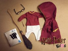 Yo-sd:Harry potter quiditch gryffindor Limited edition set