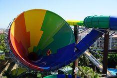 Beach Park - Fortaleza - Dicas para se divertir e economizar Park Resorts, Beach Resorts, Beach Park Fortaleza, Rio Grande Do Norte, Hot Beach, Beach Kids, Algarve, Resort Spa, Travel