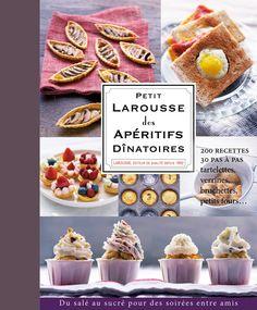 Gagnez des livres Larousse Cuisine chaque semaine!
