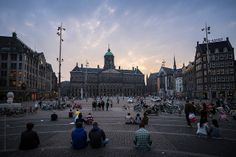 Evening in Amsterdam | Flickr: Intercambio de fotos