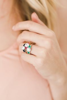 [ad] Colorful gemstones make these James Allen rings unique. Click here to view more!