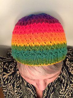 1e6276f66df Pebble Street Hat pattern by Lena Mathisson