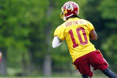 RGIII in the place to be. Wall, Strasburg, now RGIII. The Redskins enter an new era.