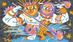 Illustrations 2016 on Behance