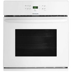 Frigidaire 30 in. Single Electric Wall Oven Self-Cleaning in White-FFEW3025PW at The Home Depot $899.00