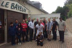 Hôtel Le Bayeux - Accueil de Groupes français et étrangers - Visites des Plages du Débarquement en Normandie  #hotel #bayeux #hotellebayeux #normandie #goupes #visite #plagesdudebarquement