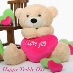 Teddy Bear Day SMS Wishes