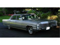 1965 Cadillac Fleetwood Brougham I wish I still had her....