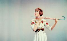 Julie Andrews is another of my all-time favorites. <3