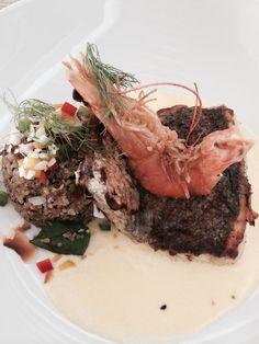 Two Oceans Restaurant Ocean Restaurant, Calamari, Prawn, Beef, Healthy Recipes, Food, Meat, Essen, Healthy Eating Recipes
