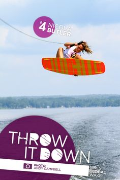 I NEEED this. No options. Wake Board, Wakeboarding, Water Sports, Butler, Skate, Surfing, Passion, Snow, Adventure