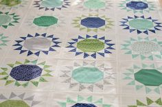 Hyacinth Quilt Designs: Looking Ahead to 2014...