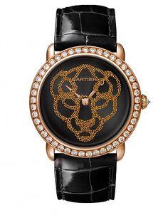 HPI01259 - CARTIER   世界腕錶World Wrist Watch