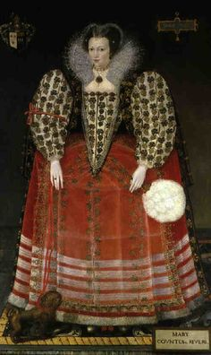Mary Kitson Countess Rivers (1566-1644): WIFE OF THOMAS LORD DARCY/DAUGHTER OF SIR THOMAS KITSON (also Kytson).