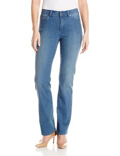 Miraclebody by Miraclesuit Women's Abby 5 Pocket Straight Leg Jean * This is an Amazon Affiliate link. You can find out more details at the link of the image.