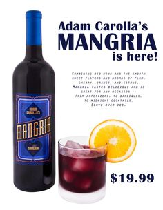Gendered drinking, the Mangria