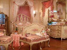 french pink shabby chic decorating ideas | Ideas: Cómo decorar tu casa con el estilo Shabby Chic