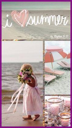 '' I Love Summer '' by Reyhan S.D.