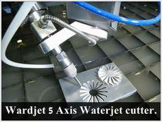 Water Jet cutter