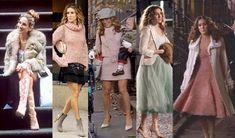 Raspberry heels sex and the city malinowe obcasy sarah jessica parker 3