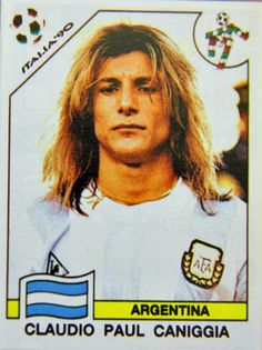 Claudio Caniggia - Argentina