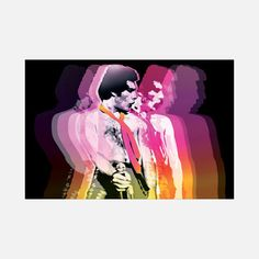 Freddie Unframed Print I, £31, now featured on Fab.