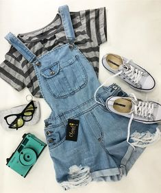 Clueless Outfits, Teen Fashion Outfits, Fashion Wear, Cute Fashion, Outfits For Teens, Summer Outfits, Really Cute Outfits, Cute Girl Outfits, Cute Casual Outfits