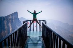 Image result for tianmen mountain