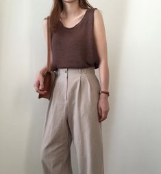 15 perfect minimalist outfit ideas for summer page 8 Simple Outfits, Classy Outfits, Pretty Outfits, Casual Outfits, Fashion Outfits, 2000s Fashion, Dress Fashion, Fashion News, Fashion Tips For Women