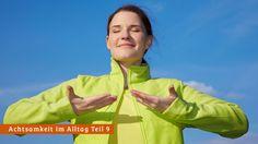 #Atmen im Hier und Jetzt - Praxistipp: Zurück in die Gegenwart – Atme dich zur #Glückseligkeit!