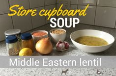 Lentil soup is cheap, nourishing and so simple to make. Hello Charlie's Middle Eastern Lentil Soup will have you and the kids coming back for more - yum!