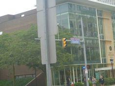 Euclid Ave. @ Cleveland State University