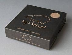 Hipohyfried Truffles  #packaging AM