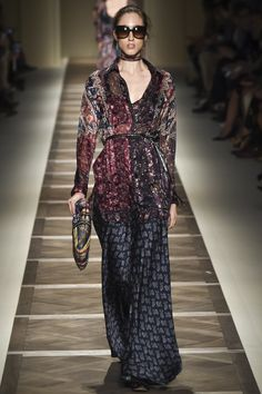 Etro Spring 2016 Ready-to-Wear Fashion Show - Anna Cleveland