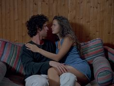"""""""A Sumner's Tale"""" Gaspard (Melvil Poupaud) and Solene (Gwenaëlle Simon) Cute Couples Goals, Couple Goals, Karate Boy, Hippie Couple, Wanting A Boyfriend, Photo Editing Vsco, The Love Club, Film Inspiration, French Films"""