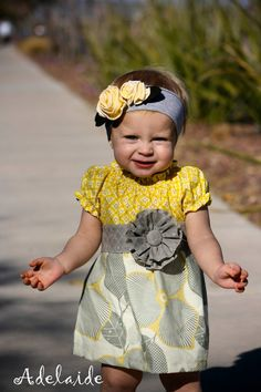 cute baby girl original outfits - Click image to find more Kids Pinterest pins