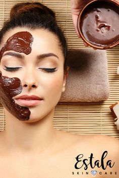 Tips To Keep Your Skin Young And Beautiful Facial Skin Care, Facial Masks, Chocolate Facial, Winter Beauty Tips, Diy Spa Day, Routine, Face Care Tips, Dry Skin Remedies, Clay Face Mask