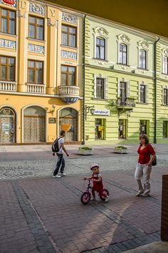 Walowa Street - Tarnow - Poland, by marrciano on DeviantArt Yellow Shades, My Heritage, Best Cities, Worlds Largest, Meet, Windows, Deviantart, Country, City