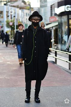 Name: Yong Hee Head to Toe: Bought in Korea Mask & Accessories: Bought in Harajuku Tokyo Street Fashion, Japan Street, Tokyo Street Style, Japanese Street Fashion, Japan Fashion, Korean Fashion, India Fashion, Runway Fashion, Grunge Style