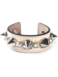 Explore our selection of designer bracelets for women at Farfetch. Get fast shipping on Gucci bracelets & Saint Laurent cuffs. Shop for brands you love now. Gucci Bracelet, Bangle Bracelets, Bangles, Pink Bracelets, Cuff Jewelry, Pink Jewelry, Jewellery, Leather Cuffs, Pink Leather