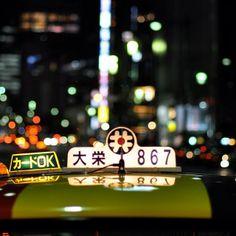 Tokyo #taxi