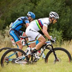 Cross Country MTB World Champion @nschurter on his way to the @AbsaCapeEpic Stage 4 victory. #Journeymen