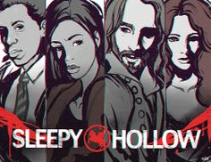 more of my Sleepy Hollow fanart! > ♥ ♥ ♥ from asieybarbie.tumblr.com