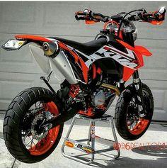 KTM Super moto