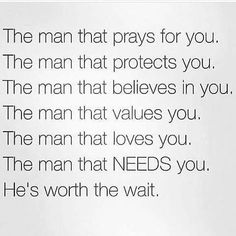 The godly husband Real Relationship Quotes, Relationships Love, Life Quotes, Military Relationships, Love My Man, What Is Love, Love You, Worth The Wait Quotes, My King Quotes